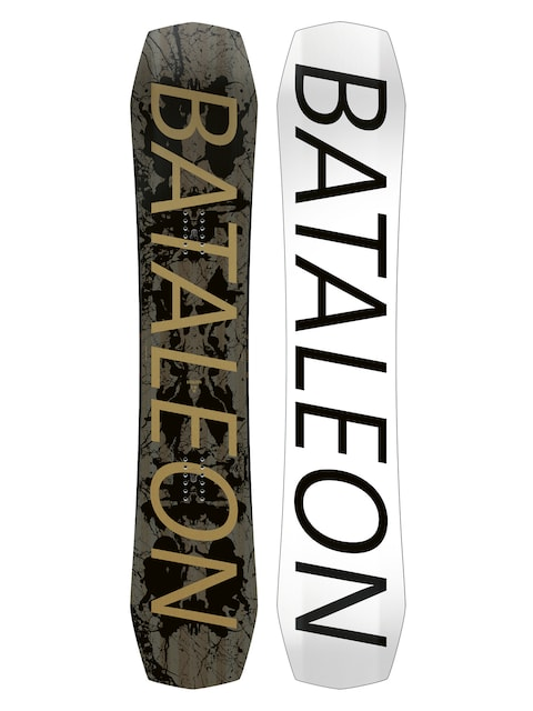 Snowboard Bataleon Global Warmer (white/black)