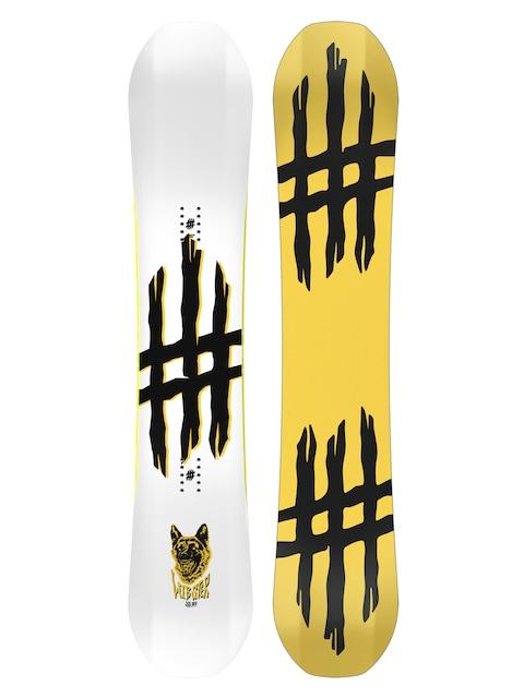 Snowboard Lobster Jib (yellow/black)