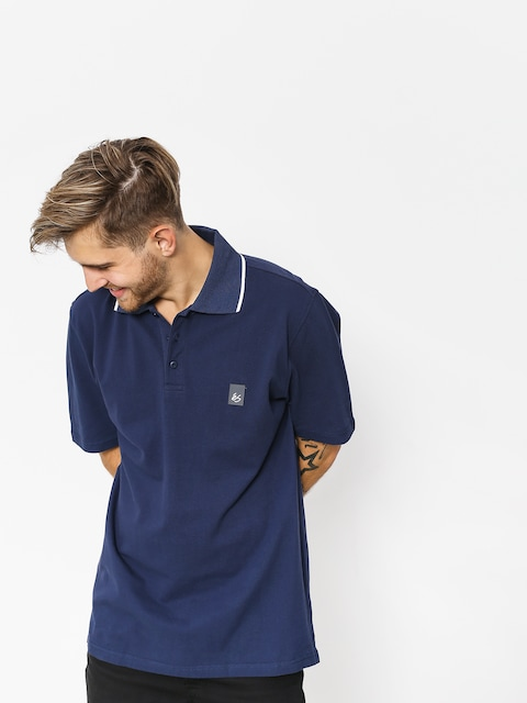 Polo tričko Es Sails (navy)
