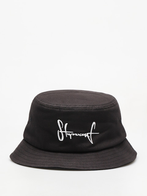 Klobouk Stoprocent Bucket Hat (black)