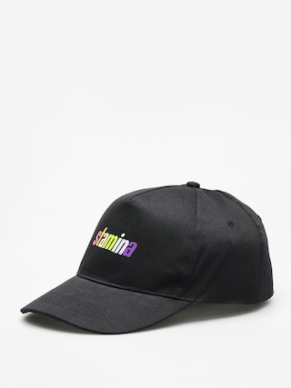 Kšiltovka  Majors Rainbow ZD (black)