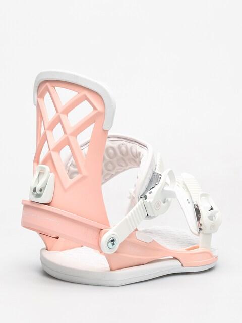 Snowboardové vázání Union Milan Wmn (pink)