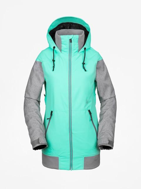 Snowboardová bunda Volcom Meadow Ins Wmn (jde)