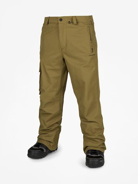 Snowboardové kalhoty  Volcom Ventral (mos)