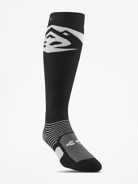 Ponožky ThirtyTwo Corp Graphic (black)