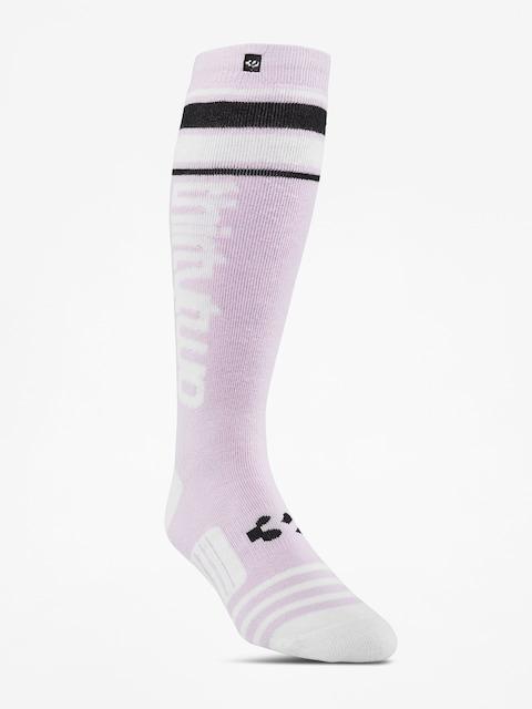 Ponožky ThirtyTwo Stripe Graphic Wmn (pastel)