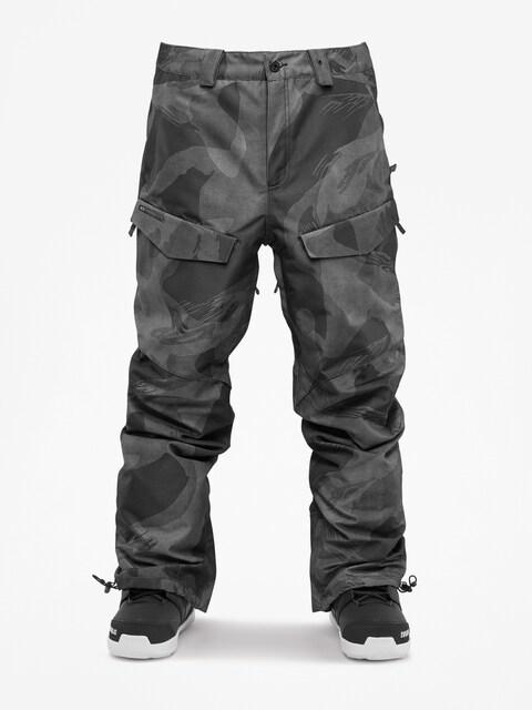 Snowboardové kalhoty  ThirtyTwo Tm (black/camo)