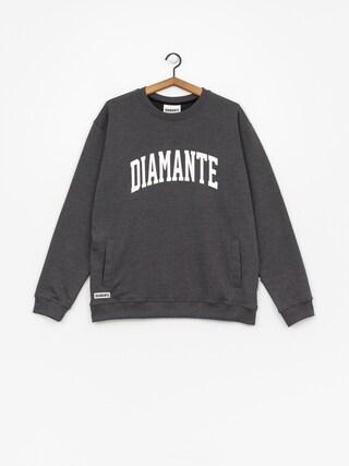 Mikina Diamante Wear College (grey)