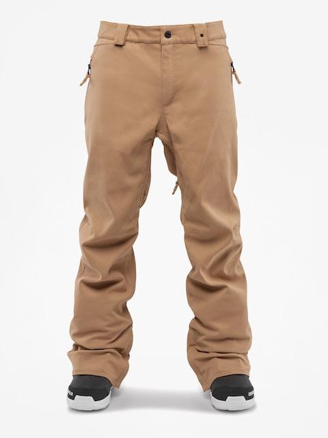 Snowboardové kalhoty  ThirtyTwo Wooderson (brown)