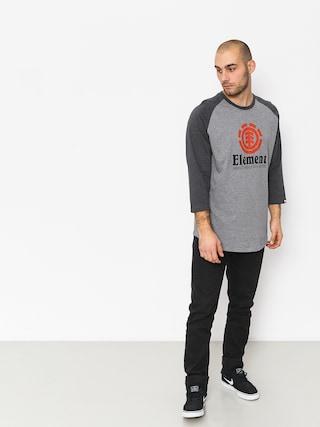 Tričko Element Vertical Raglan (grey heather)