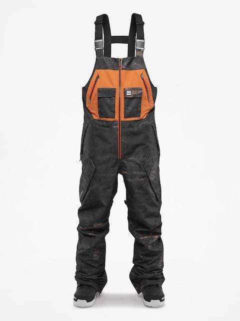 Snowboardové kalhoty  ThirtyTwo Tm 20 Bib (camo)