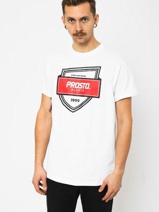 Tričko Prosto Badge (snow)