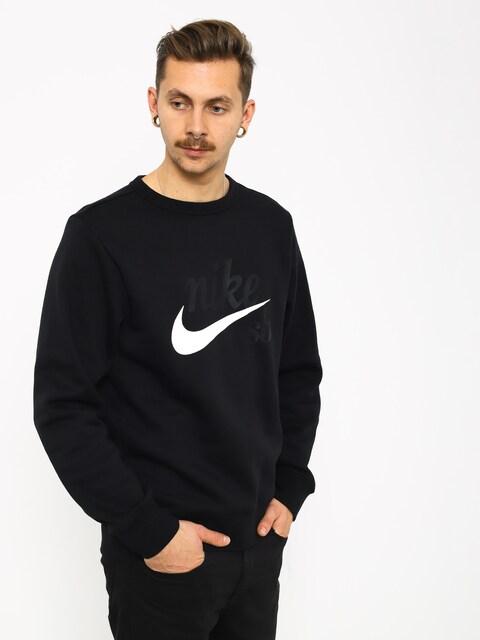 Triko Nike SB Sb Top Icon Craft (black/white)