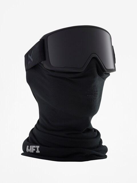 Šátek Anon Mfi Lt Nckwarmr (black)