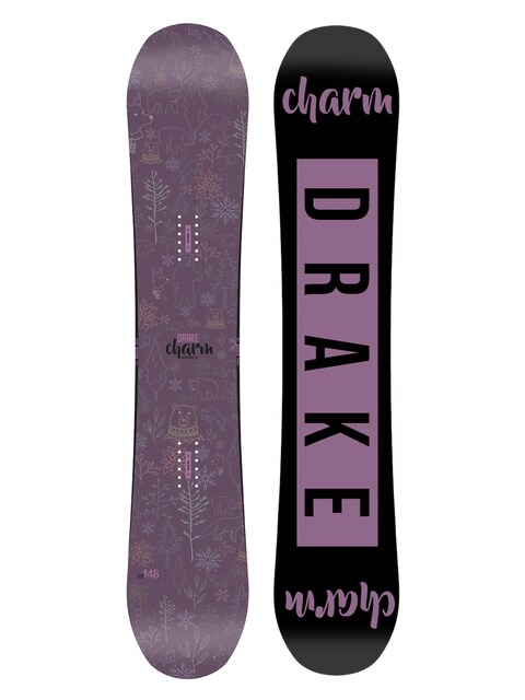 Snowboard Drake Charm Wmn
