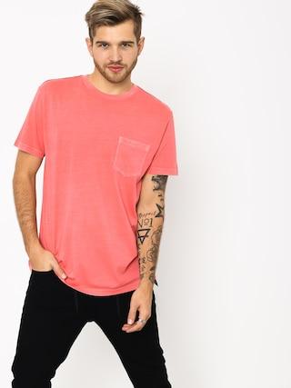 Tričko RVCA Ptc 2 Pigment (pink)