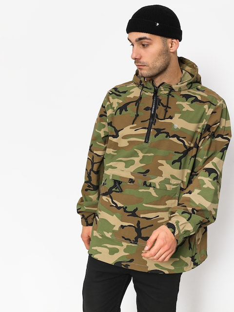 Bunda Brixton Patrol At Anorak (multi camo)