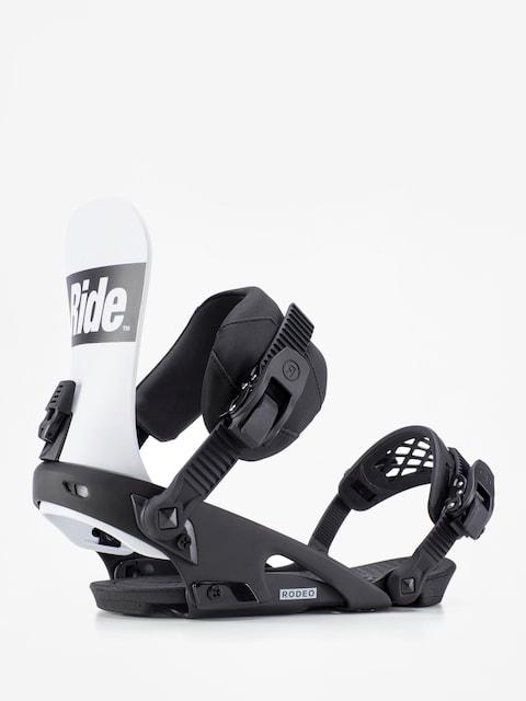 Snowboardové vázání Ride Rodeo (black)