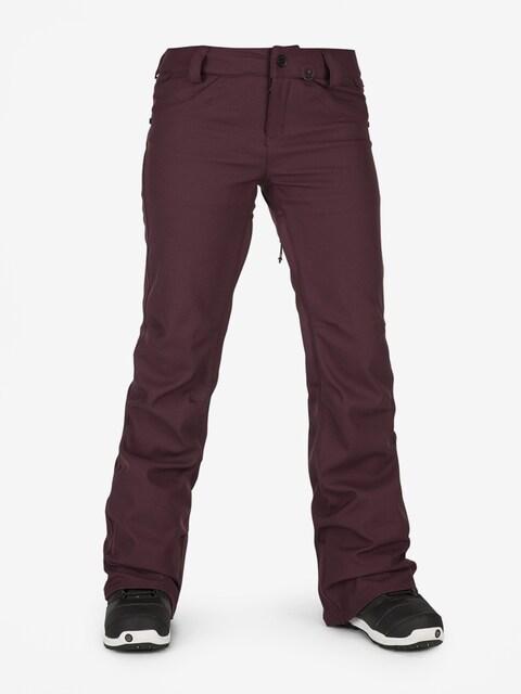 Snowboardové kalhoty  Volcom Species Stretch Wmn (mer)