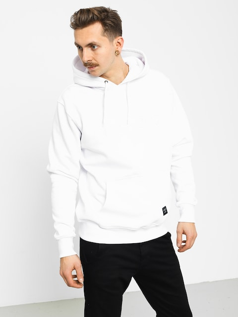 Mikina s kapucí Nervous Classic HD (white ops)