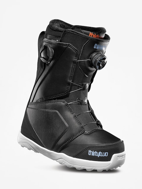 Boty na snowboard ThirtyTwo Lashed Double Boa Wmn (black/blue/white)