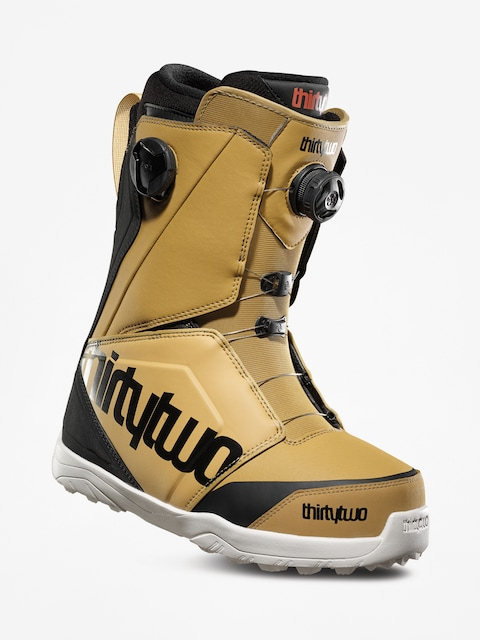 Boty na snowboard ThirtyTwo Lashed Double Boa (gold/black)
