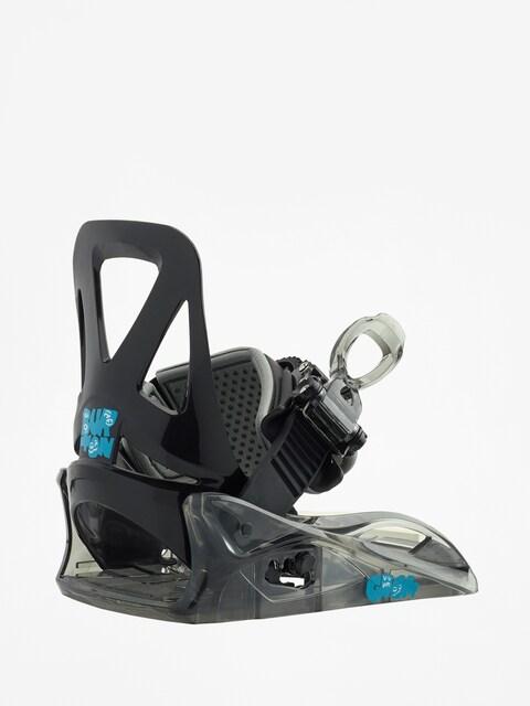 Snowboardová vázání Burton Grom (black)
