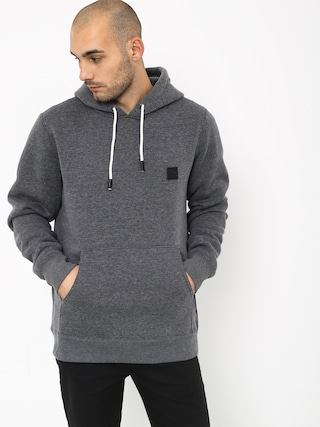 Mikina s kapucí Element Heavy HD (charcoal heather)