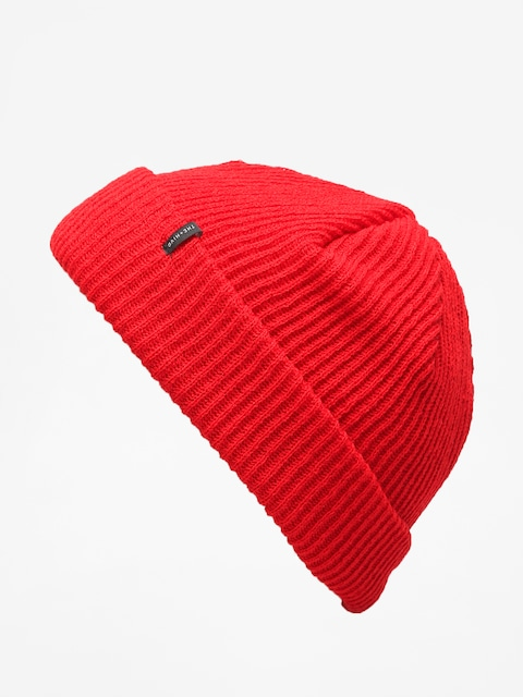 Čepice Docker Short Beanie (red)