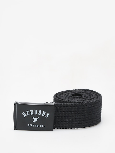 Pásek Nervous LTD (black/black)
