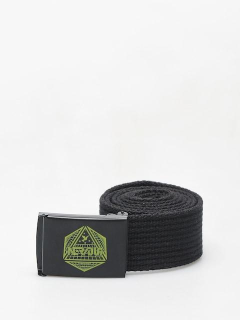 Pásek Nervous Arcade (black/black)
