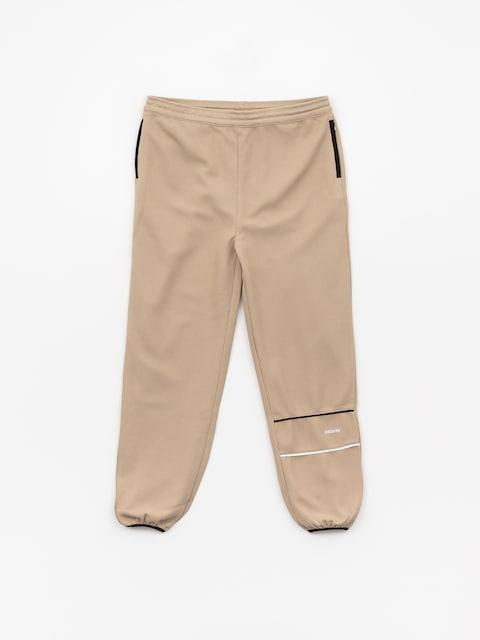 Kalhoty Stussy Pax Track Wmn (khaki)