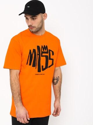 Tričko MassDnm Crown (orange)