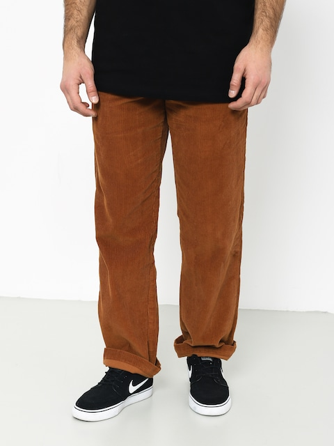 Kalhoty Dickies WP873 Cord (brown duck)