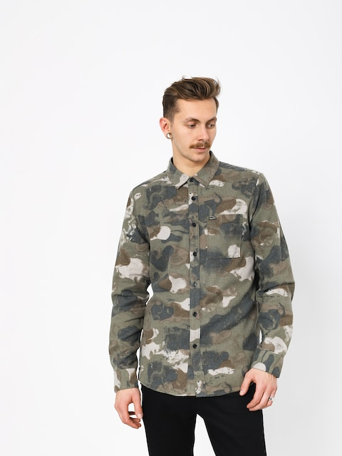 Košile Volcom Dragstone (cam)