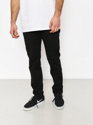 Kalhoty Malita Chino Low Stride (black)
