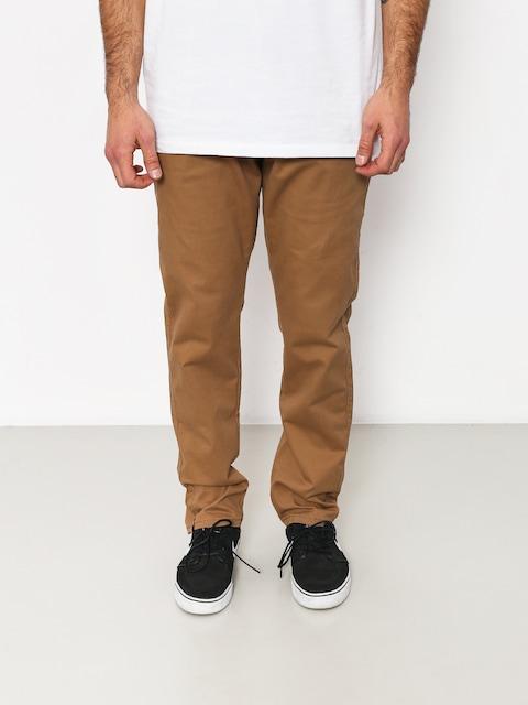 Kalhoty Malita Chino Low Stride (beige)