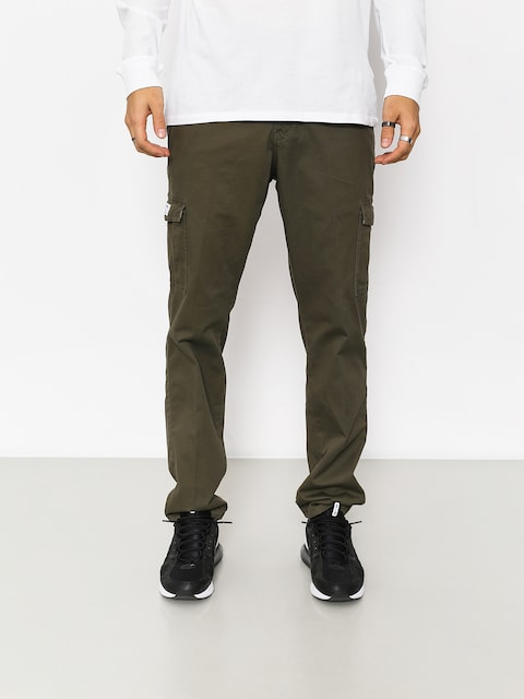 Kalhoty Malita Bojówki Low Stride (khaki)