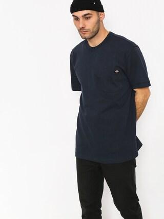Tričko Dickies Pocket (dark navy)