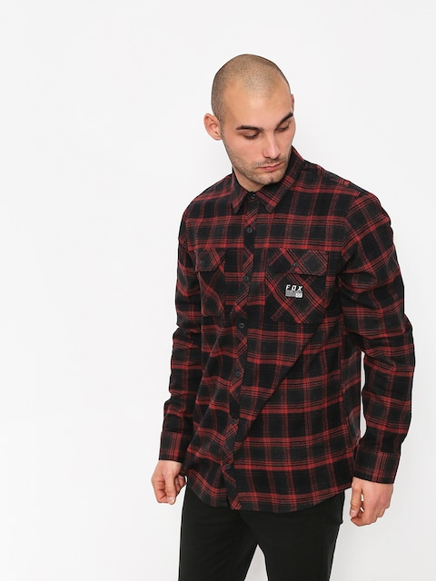 Košile Fox Traildust Flannel (crdnl)