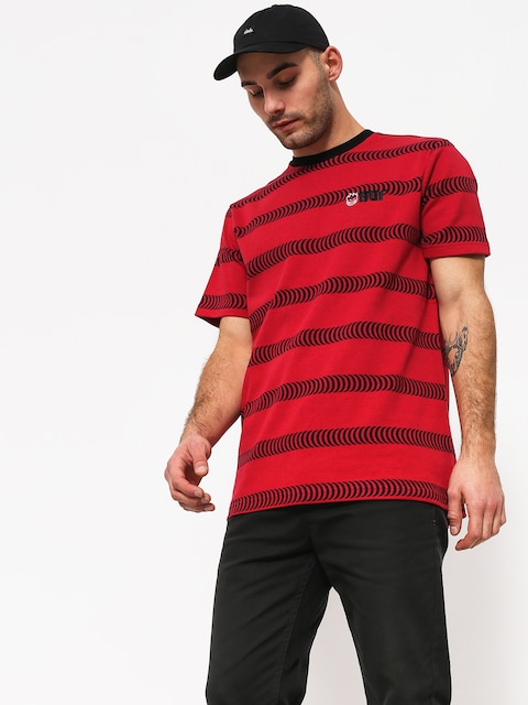 Tričko HUF Spitfire Striped Knit