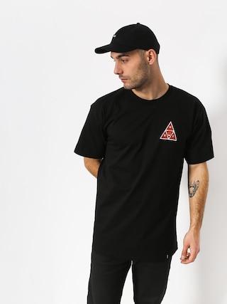 Tričko HUF Spitfire Tt (black)