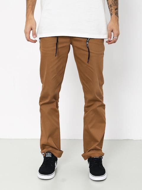 Kalhoty DGK Street Chino Pant (dark khaki)