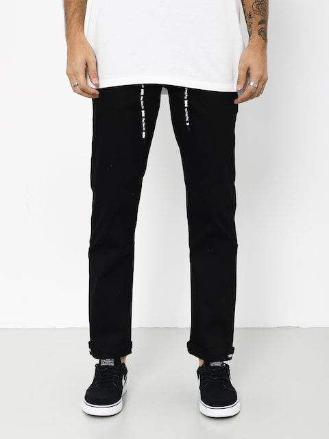 Kalhoty DGK Street Chino Pant (black)