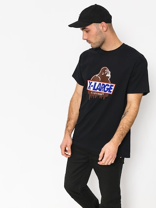 Tričko XLARGE Hungry (black)