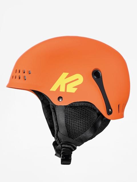 Dětská helma K2 Entity (orange)