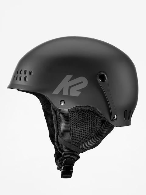 Dětská helma K2 Entity (black)