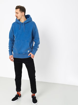Mikina s kapucu00ed Element Neon HD (snorkel blue)