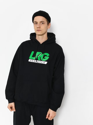 Mikina s kapucí LRG Rc Lrg Head HD (black)