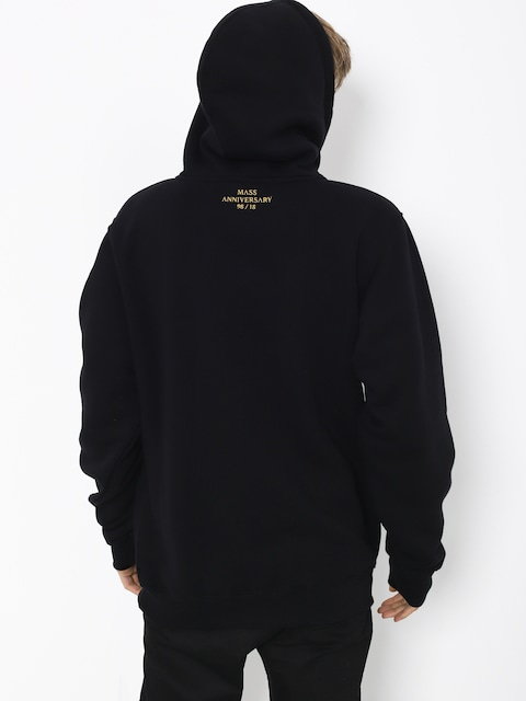 Mikina s kapucí MassDnm Golden Crown HD